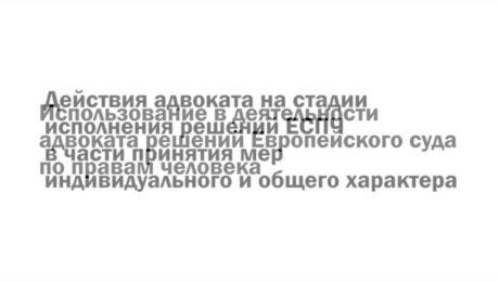 Международные правовые нормы как часть правовой системы Российской Федерации. Применение международных договоров и соглашений в работе адвоката