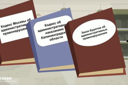 Понятие, виды и классификация административных наказаний (взысканий). Административная ответственность юридических лиц (коллективных субъектов)