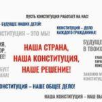 список поправок конституции